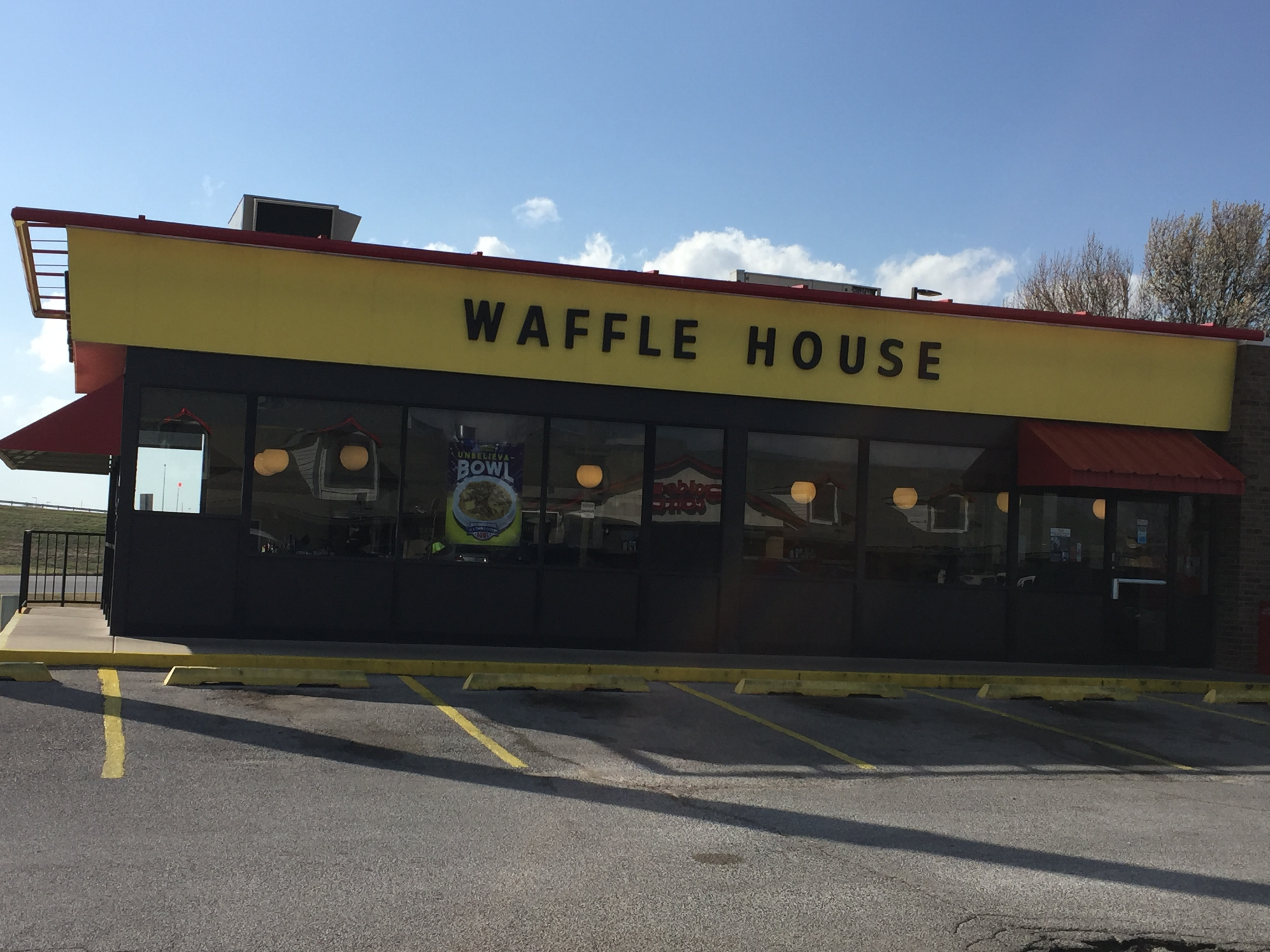 Waffle House Main Street Location Visit Norman